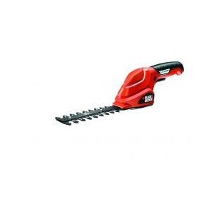 Black & Decker GSL300 - Sculpte-haies sans fil 3.6V