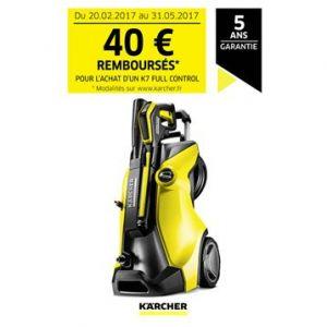 Kärcher K7 Premium Full Control Plus - Nettoyeur haute pression