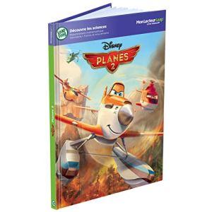 Leapfrog Mon lecteur Leap Disney Planes Mission Canadair