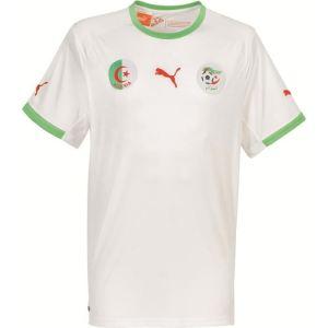 Puma Maillot de foot à domicile Algérie Coupe du monde 2014 homme