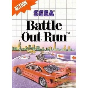 Battle Out Run sur Master System