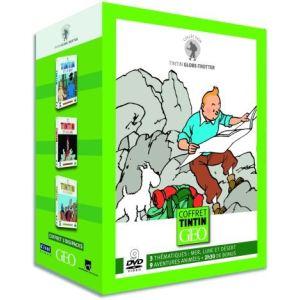 Tintin Globe-Trotter - Coffret Géo