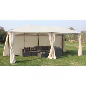 tonnelle 3m x 6 m comparer 222 offres. Black Bedroom Furniture Sets. Home Design Ideas