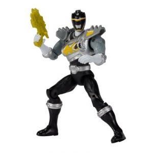 Bandai Figurine Power Rangers Dino Charge : Ranger noir (12 cm)