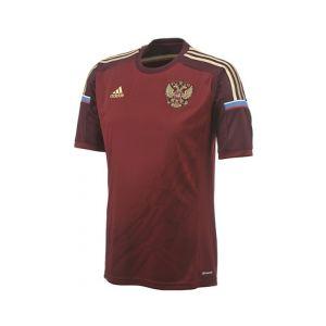 Adidas Maillot de football à domicile Russie Coupe du Monde 2014 homme
