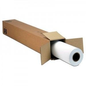 HP C6977C - Rouleau de papier couché à fort grammage (152,4 cm x 30,5 m)