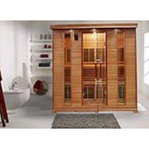 France Sauna Luxe 5 - Sauna cabine infrarouge pour 5 personnes
