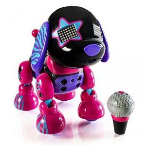 Spin Master Zoomer Robot Chien Zuppies Love Pupstar