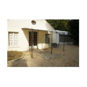 Chalet et Jardin 35-900219 - Toile déperlante pour tonnelle murale Capri