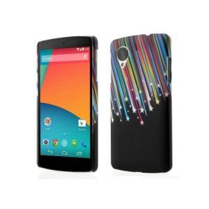 Phonewear PNX5-COQ-TV-012-B - Coque rigide pour Lg Nexus 5