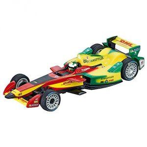 Carrera Toys 64007 - Formula E Audi Sport ABT pour circuit Go!!!