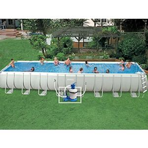 Piscines hors sol tubulaire intex comparer 84 offres for Prix piscine hors sol tubulaire