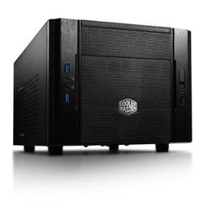 Cooler master Elite 130 (RC-130-KKN1) - Boîtier Mini tour sans alimentation