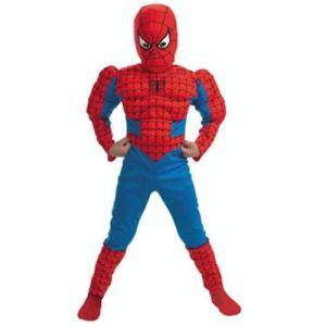 Déguisement Spiderman musclé (8 à 14 ans)