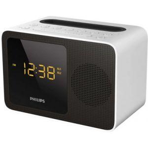 Philips AJT5300W/12 - Radio réveil
