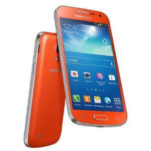 Samsung GT-I9195ZOAXEF - Coque de protection Galaxy SIV Mini Orange