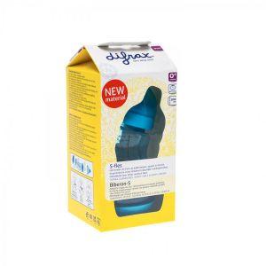 Image de Difrax Biberon Wide S 200 ml avec tétine en silicone
