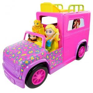 Mattel Polly Pocket - La limousine safari