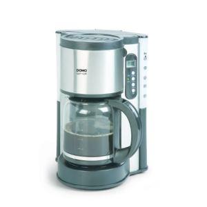 Domo Do-417Kt - Cafetière électrique programmable
