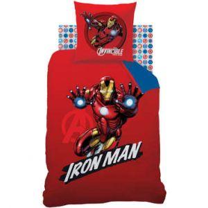Parure de lit réversible Avengers Mission (140 x 200 cm)