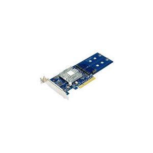 Synology M2D17 - Aadaptateur M.2 SSD pour NAS DS1517+ et DS1817+