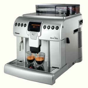 Saeco auLika Focus One Touch Cappuccino - Machine à expresso professionnelle