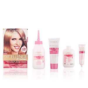 L'Oréal Excellence 7.3 Blond Doré - Crème colorante triple protection