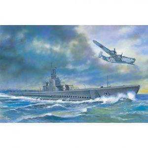AFV Club AF73511 - Maquette sous-marin US Gato Class 1943 - Echelle 1:350