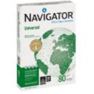 Navigator 06102 - Ramette de 500 feuilles Universal A4 coloris blanc 80g