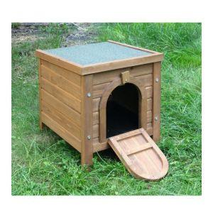 Kerbl Outdoor maisonnette pour petits animaux - 36 x 36 x 40 cm