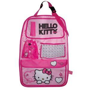 Kaufmann HK-KFZ-630 - Porte-objets pour dossier de siège auto Hello Kitty