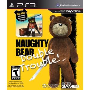 Naughty Bear Double Trouble : Naughty Bear + Panic in Paradise sur PS3