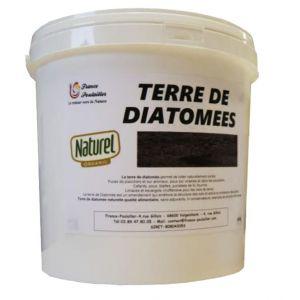 Terre de diatomée non calcinée 4 kg spéciale poux de volaille