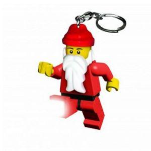 Lego LG0KE25 - Porte-clés Père-Noël