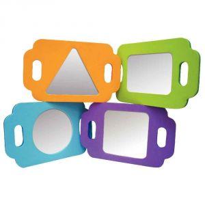 Edushape 4 miroirs géométriques