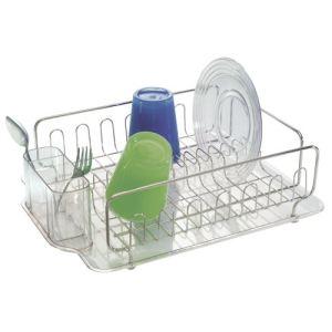 egouttoir vaisselle habitat en inox comparer 83 offres. Black Bedroom Furniture Sets. Home Design Ideas