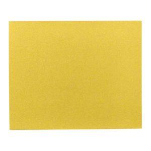 Bosch 2608608688 - Lot de 50 Feuilles abrasives spécial bois et peinture pour ponceuse vibrante 230x280mm grain 60