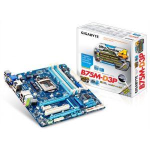 GigaByte GA-B75M-D3P (1.0) - Carte mère Socket LGA 1155