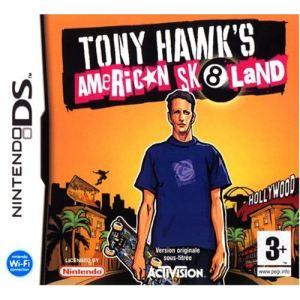Tony Hawk's American Wasteland sur NDS