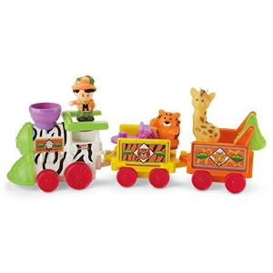 Mattel Train musical Du Zoo