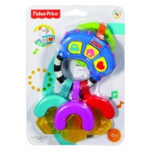Fisher-Price Hochet Clés musicales