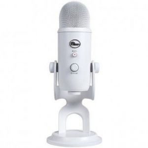 Blue microphones Yeti Whiteout - Microphone USB