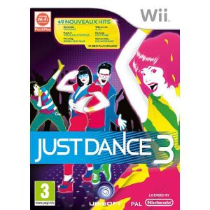 Just Dance 3 sur Wii
