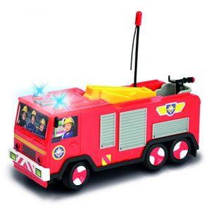 Dickie Toys Turbo Jupiter Sam Le Pompier radio-commandé