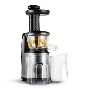 Vitesse Slow Juicer Review : Klarstein Fruitpresso II Slow Juicer - Centrifugeuse - Comparer les prix avec Touslesprix.com