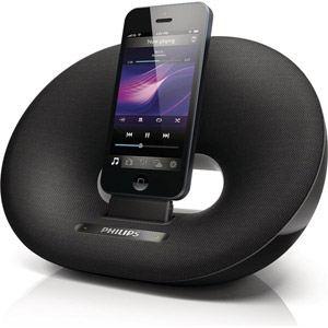 Philips ds3205 12 station d 39 accueil pour iphone 5 ipod nano 7 et ipod touch 5 comparer avec - Station accueil iphone ...