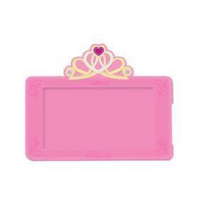 "Lexibook MFA51DP - Pochette en silicone Disney Princess pour tablette 7"""