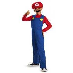 Costume enfant classique Super Mario
