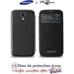 Muzzano CASPERIAORIGINALMUZZANOF24326 - Coque pour Galaxy S4 Advance + 3 Films