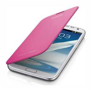 Samsung EFC1J9FPEG - Étui pour Galaxy Note 2 N7100